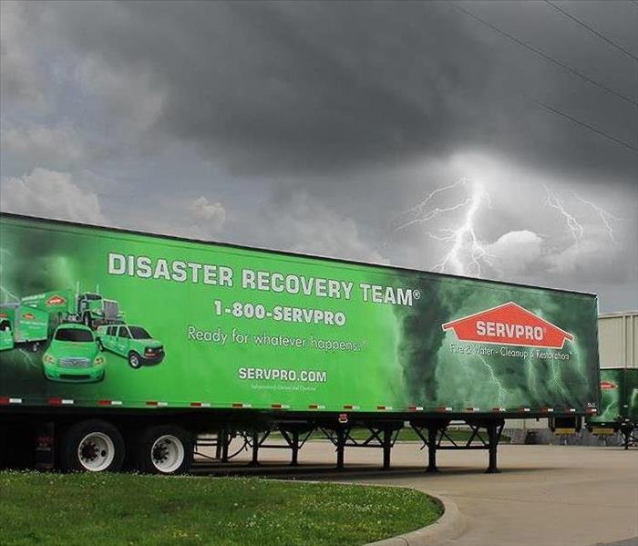 SERVPRO Is Ready For Every Size Storm