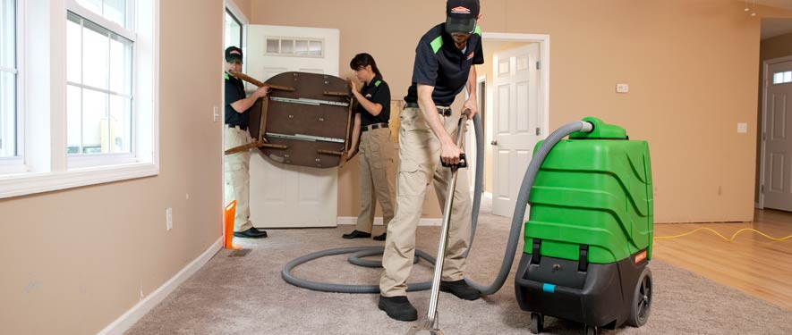 Carmel, IN residential restoration cleaning
